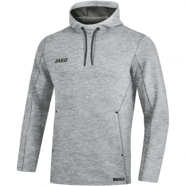 JAKO Sweater met Kap Premium Basics 6729-40