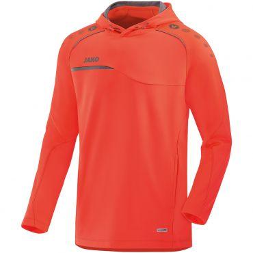 JAKO Sweater met kap Prestige 8858-40