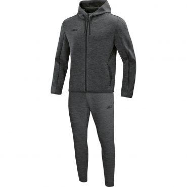 JAKO Joggingpak met kap Premium Basics M9729-21